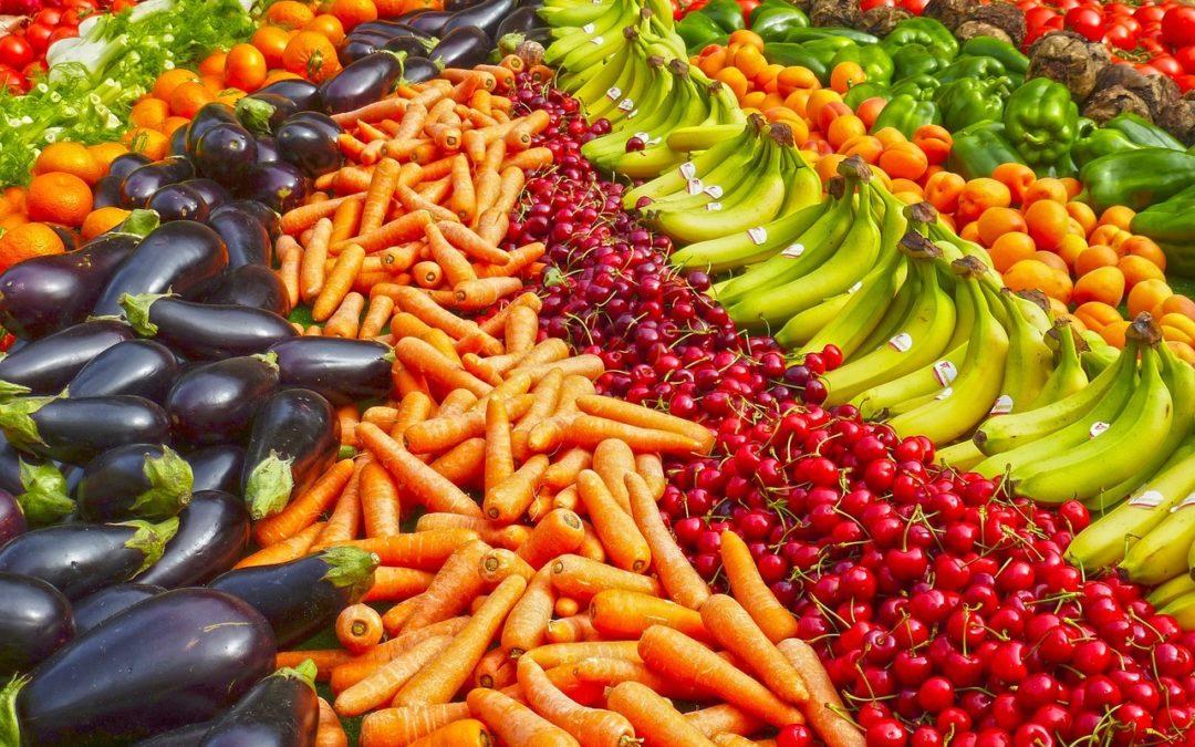 légume et fruit