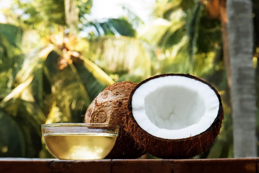 huile coco naturel