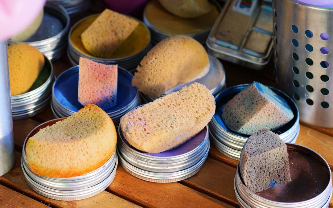 Tawashi : Tuto DIY pour fabriquer son éponge à vaisselle écologique