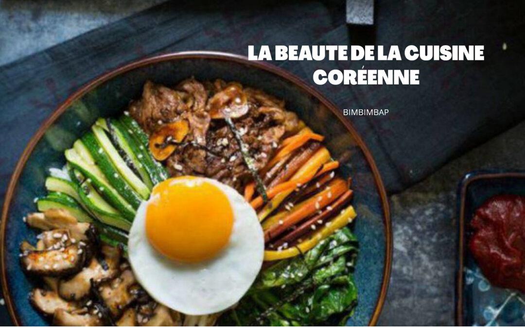 Concocter un plat typiquement coréen avec notre recette Bibimbap